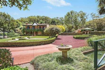sacred garden retreat