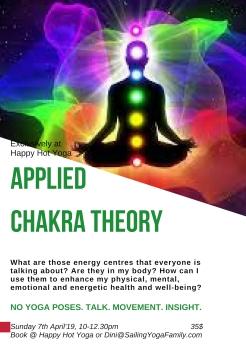 Applied Chakra Theory _ April 2019