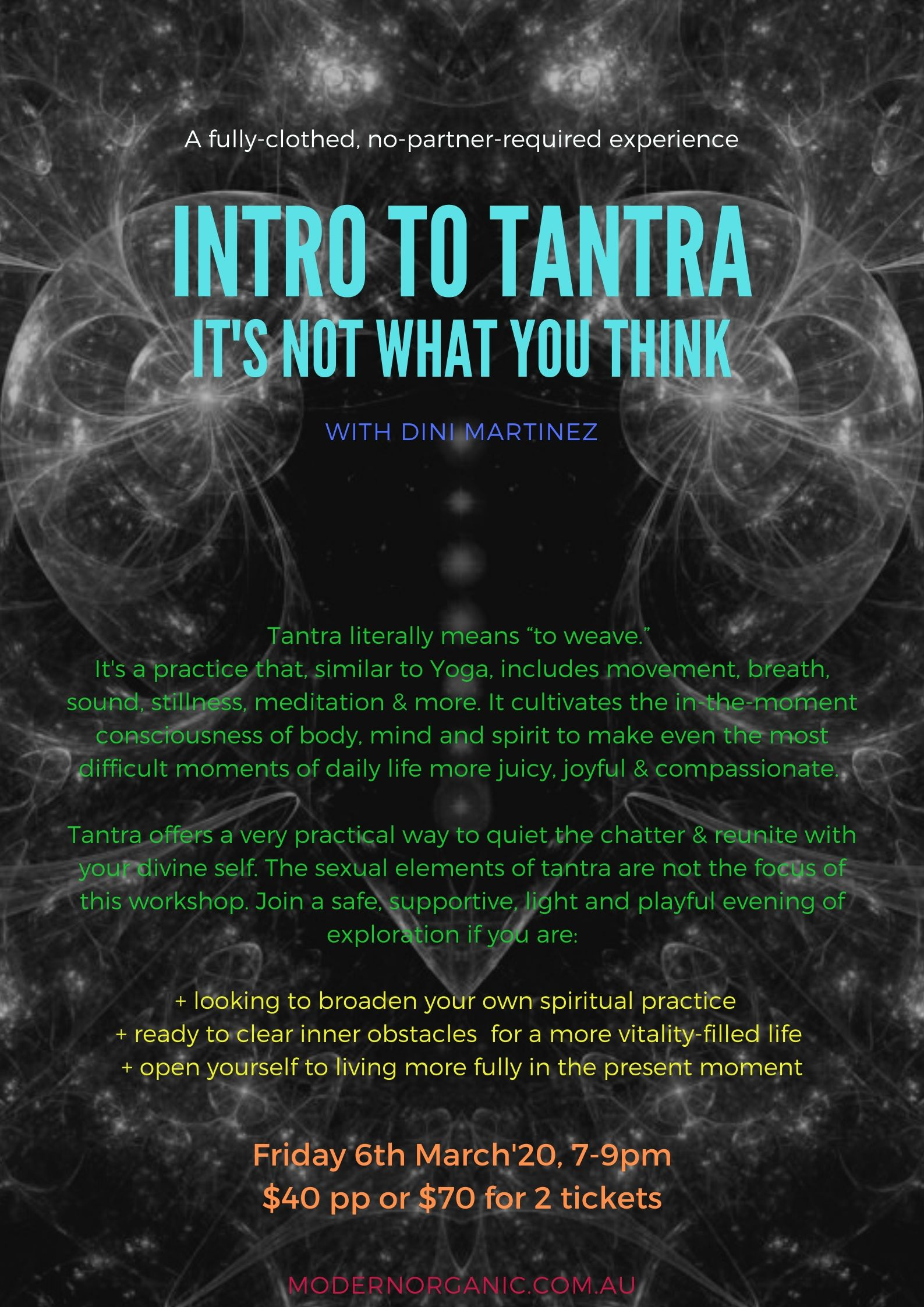 Intro to Tantra It's not what you think_6March20