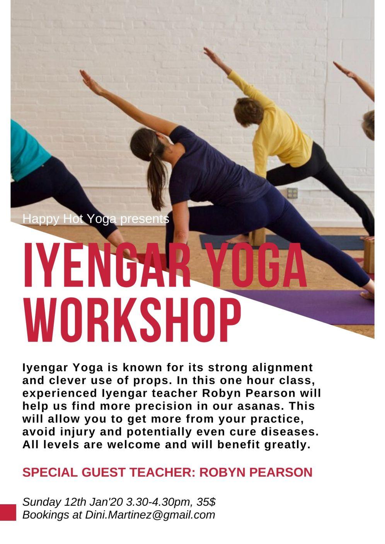 Iyengar Yoga Workshop_12Jan2020_poster